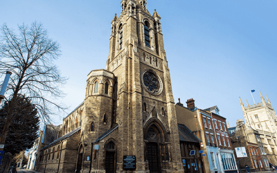 Downing Place United Reformed Church – keeping you up to date